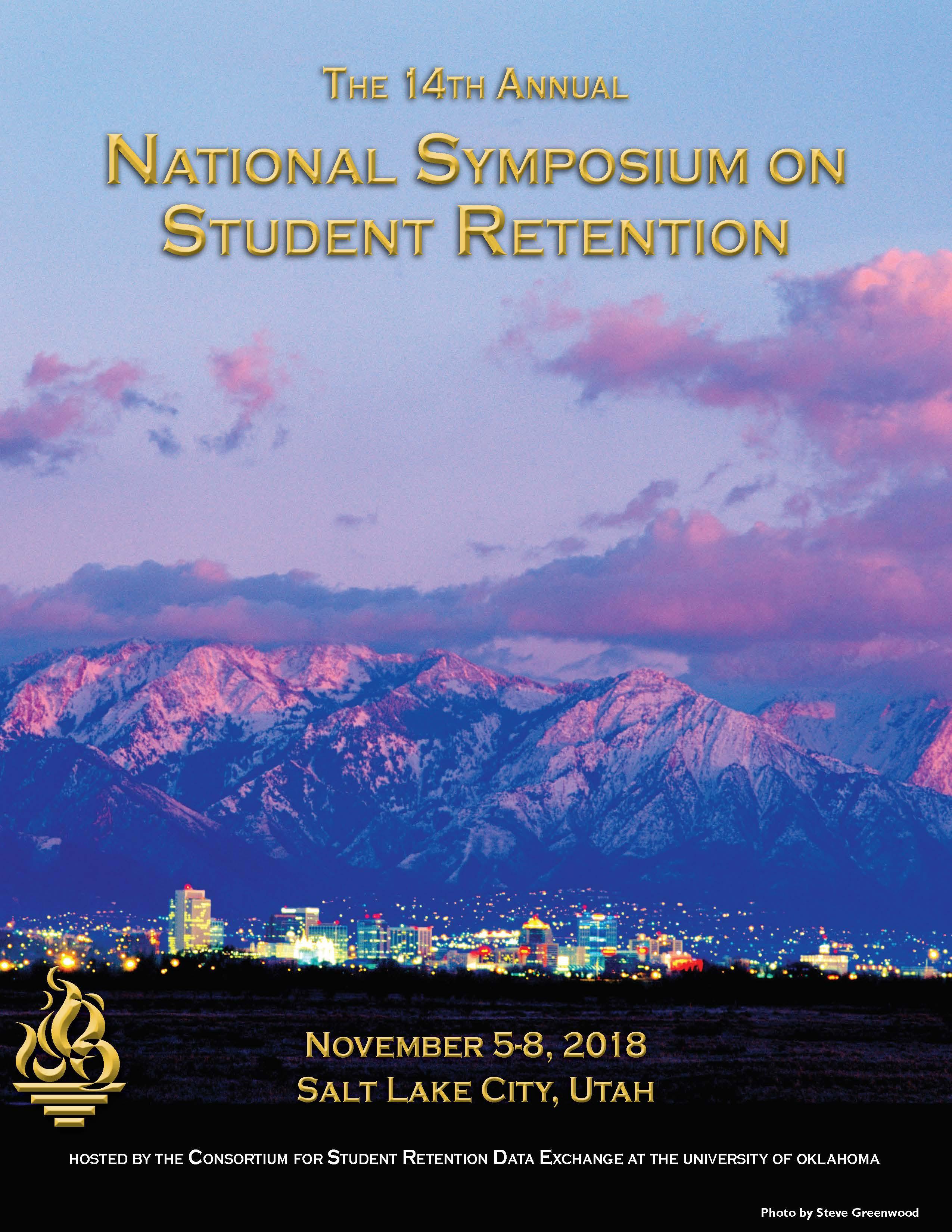 2018 NSSR Program Cover