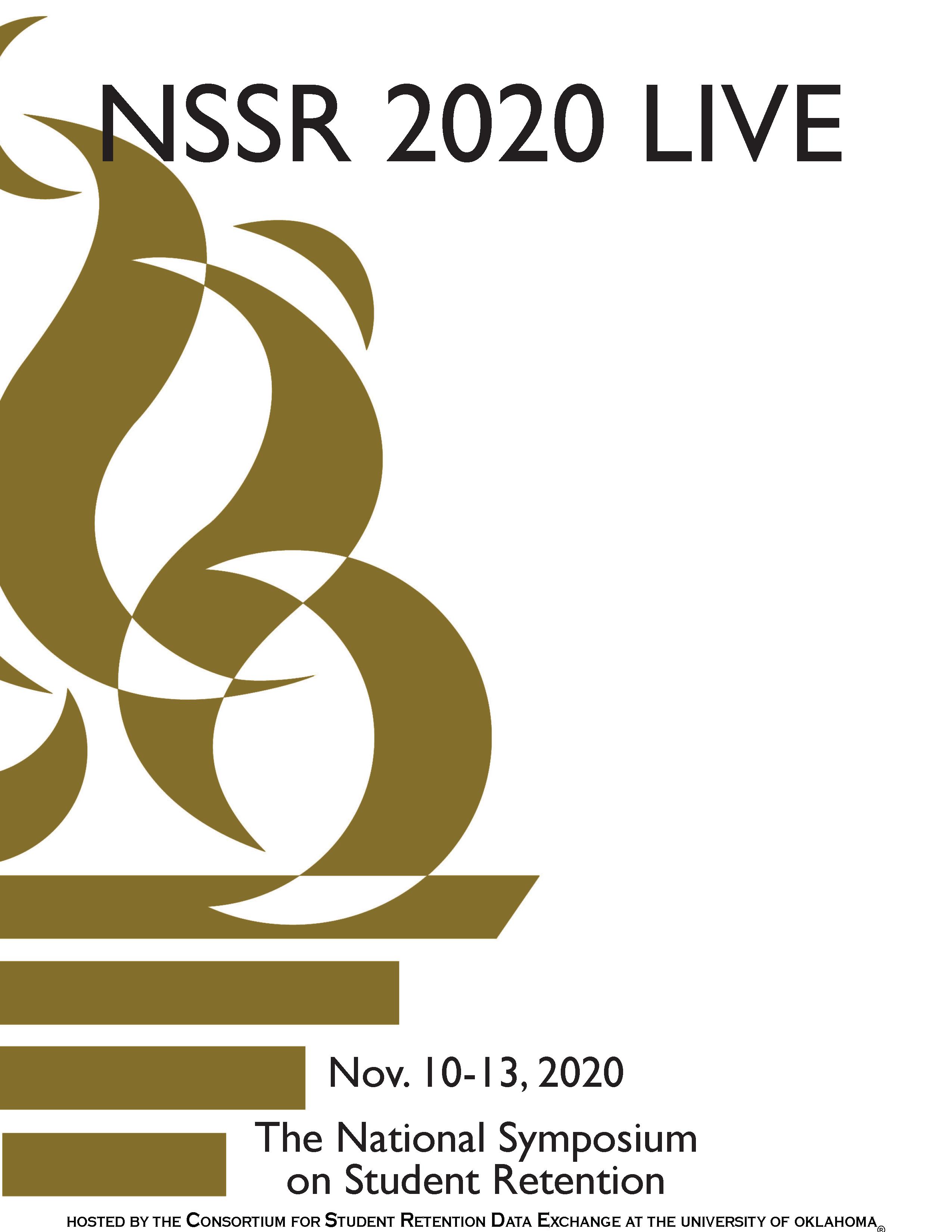 2020 NSSR Program Cover