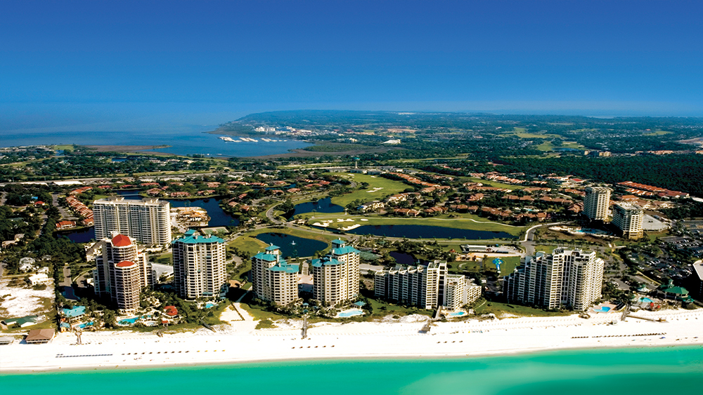 Sandestin Resort- from Sea To Bay